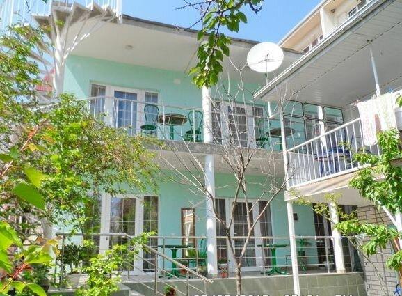 Гостевой дом Зелёный Рай