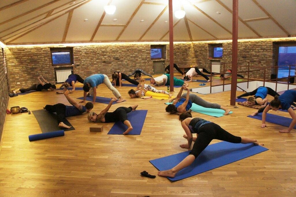 центр йоги — Йогадвор, йога и йогатерапия — Краснодар, фото №1
