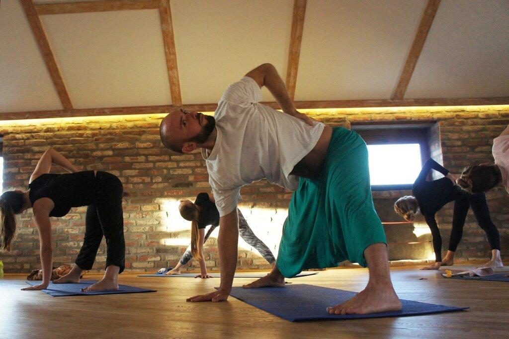 центр йоги — Йогадвор, йога и йогатерапия — Краснодар, фото №5