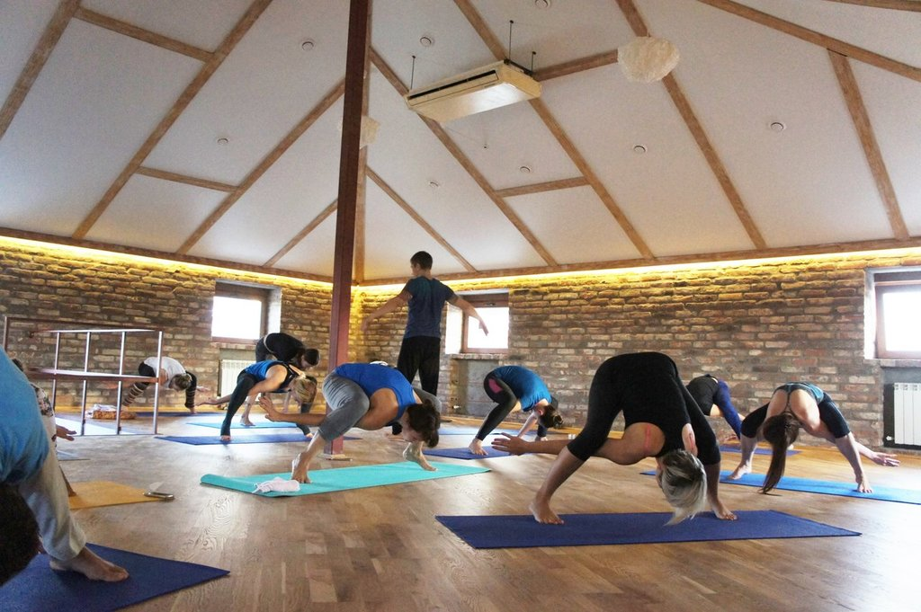 центр йоги — Йогадвор, йога и йогатерапия — Краснодар, фото №8
