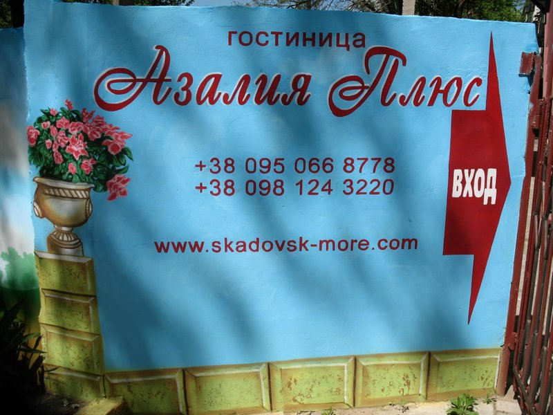 Гостиница Азалия Плюс