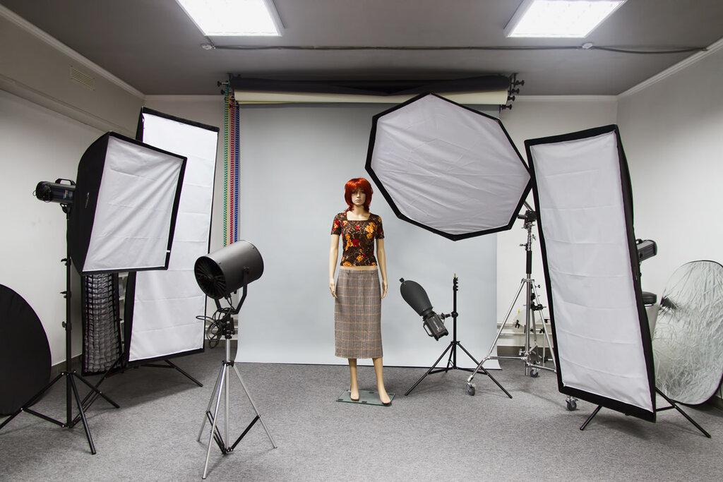 как расположить свет в фотостудии буду