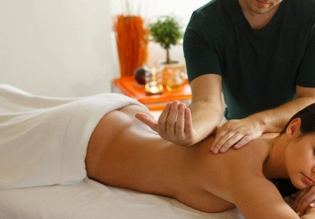 видео массаж для парней