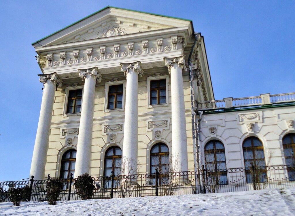 музей — Дом Пашкова — Москва, фото №10