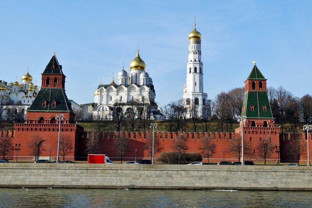 музей — Московский Кремль — Москва, фото №4