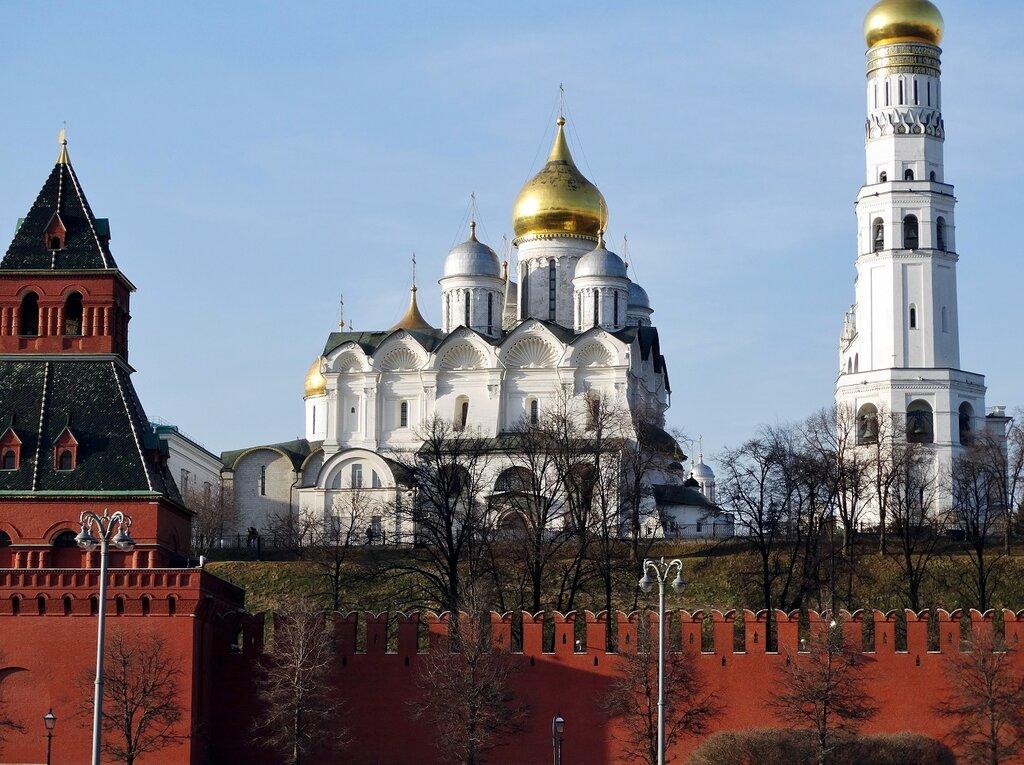 музей — Московский Кремль — Москва, фото №9