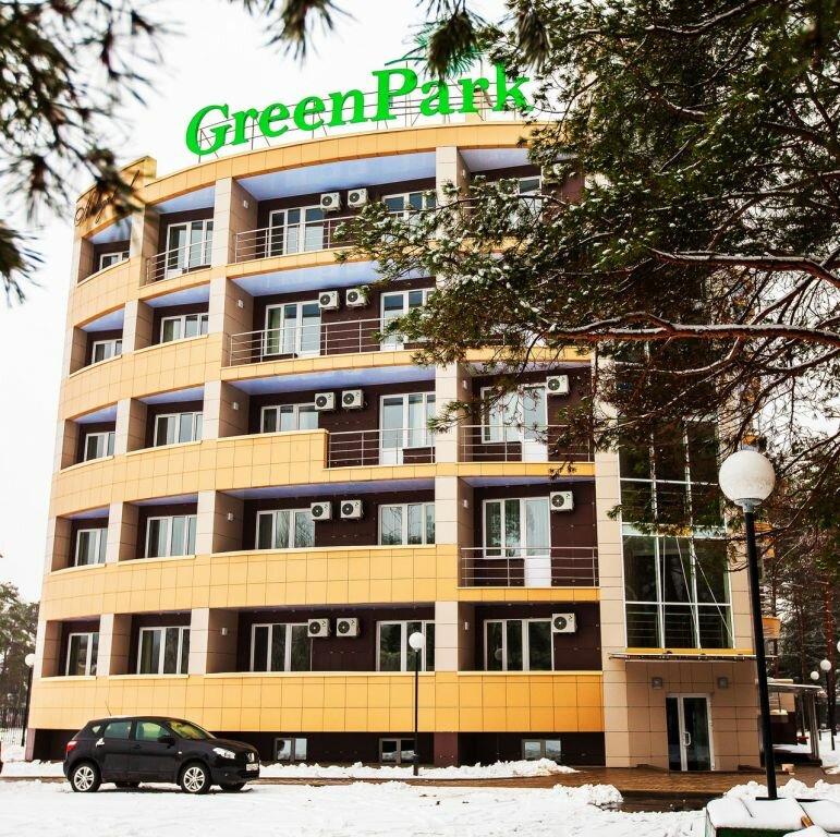 гостиница — Green Park Kaluga — Калуга, фото №3