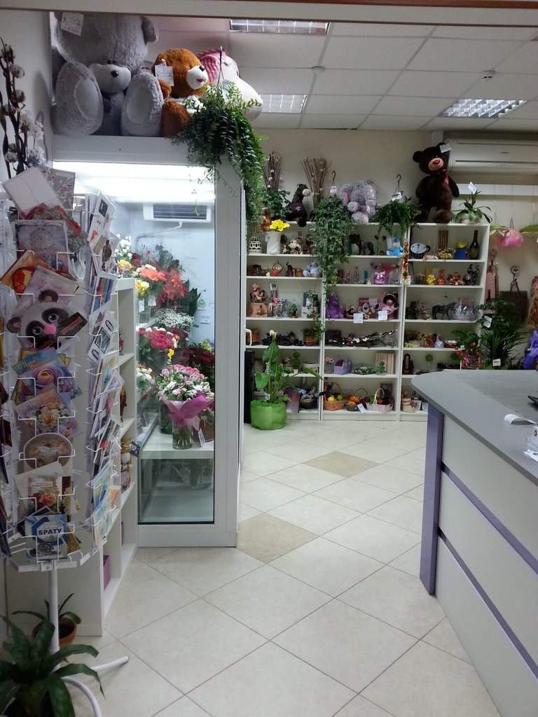 Букет, магазин цветов и подарки дубна