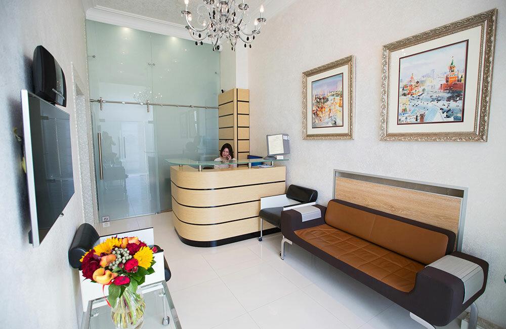 стоматологическая клиника — Немецкий Имплантологический центр — Москва, фото №2