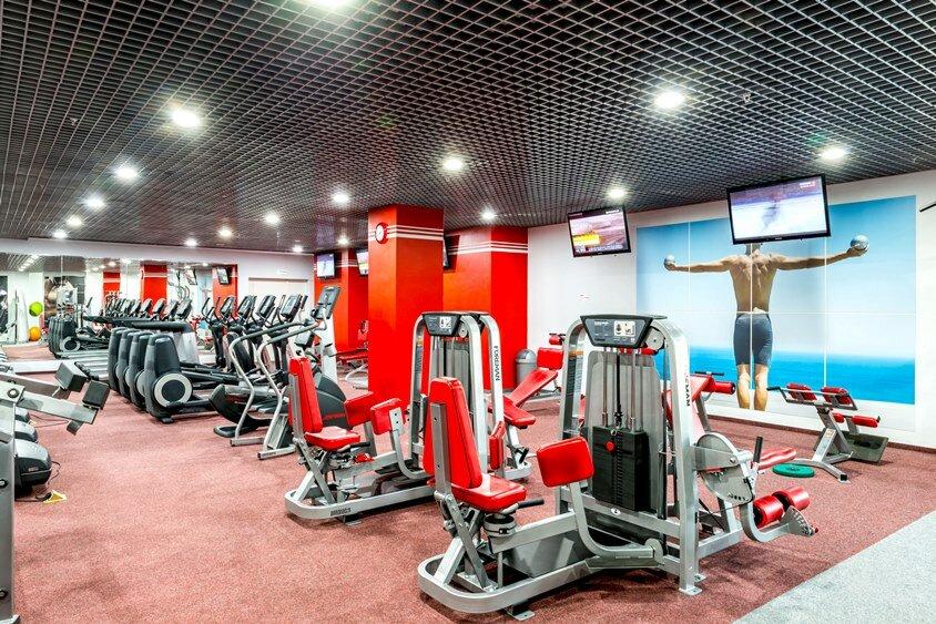 Фитнес клуб москва метро сходненская караоке клубы москвы цао