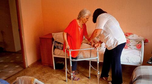 Частные дома престарелых минск цели и задачи дома престарелых