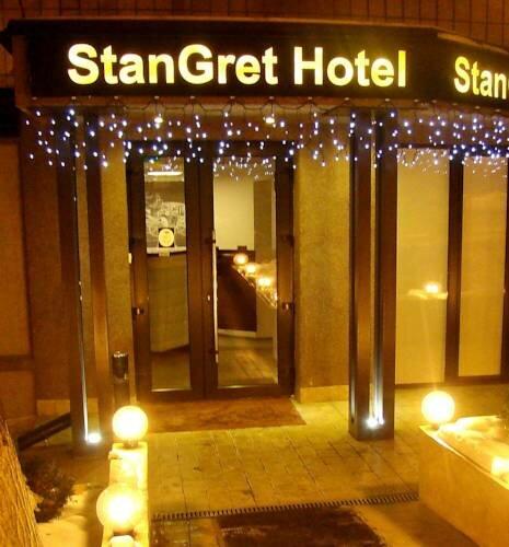 Отель Stan Gret