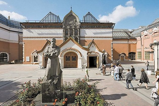музей — Государственная Третьяковская галерея — Москва, фото №6