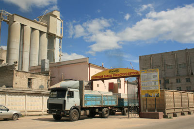 Тверские заводы ячеистого бетона цементный раствор марки м25