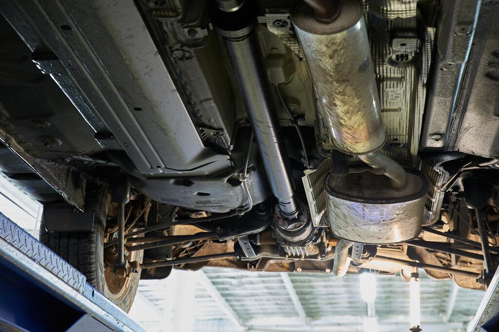 автосервис, автотехцентр — Check Engine Auto — Москва, фото №4