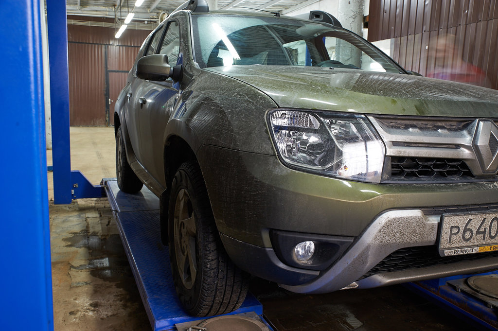 автосервис, автотехцентр — Check Engine Auto — Москва, фото №2