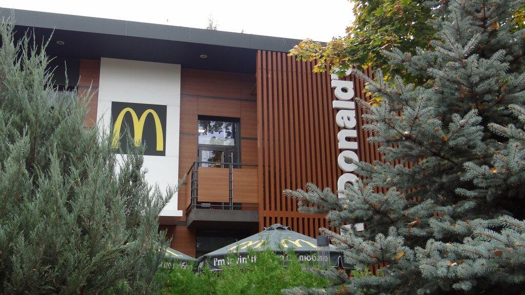 быстрое питание — МакДональдз — Одесса, фото №1