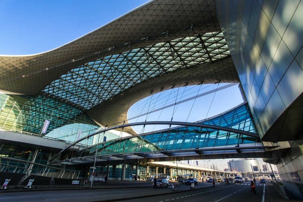 airport — Sheremetyevo international airport — Moscow and Moscow Oblast, photo 1