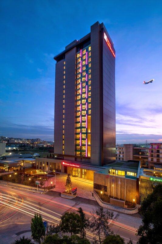 Hilton Garden Inn Istanbul Ataturk Airport