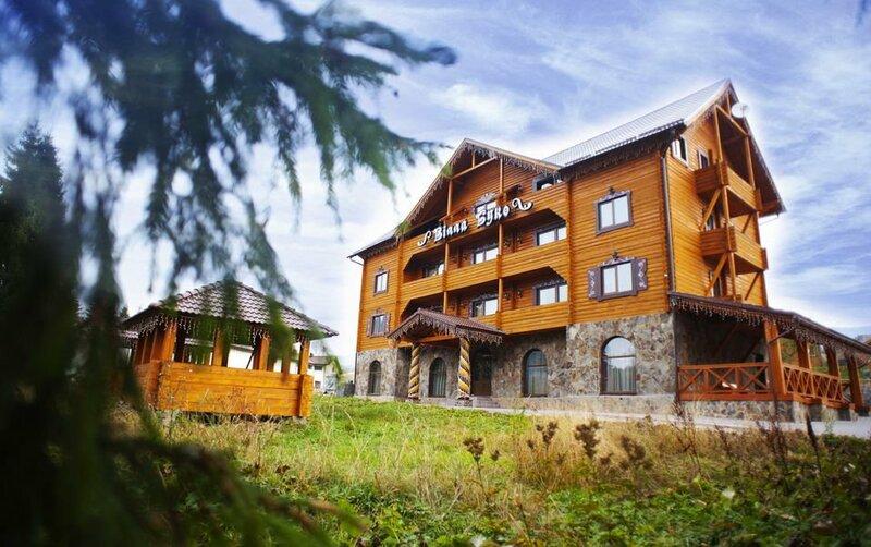 Отель Вилла Буко