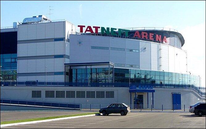 спортивный комплекс — Татнефть Арена — Казань, фото №4