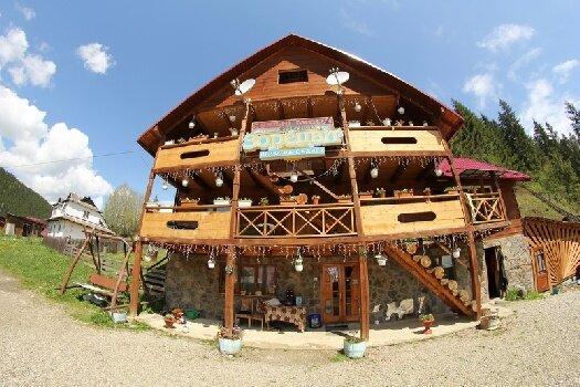 гостиница — Зорецвет — село Поляница, фото №1