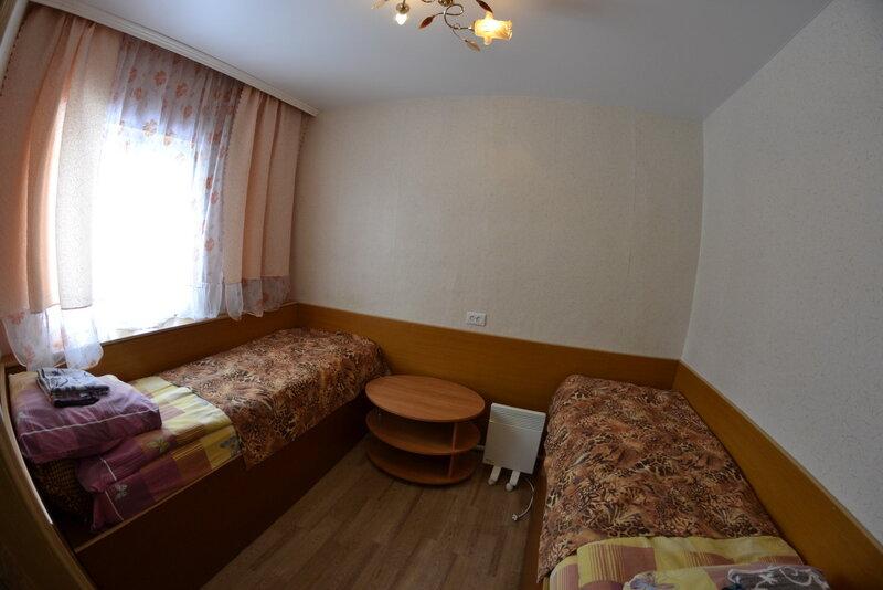 Гостиница Кедровое озеро