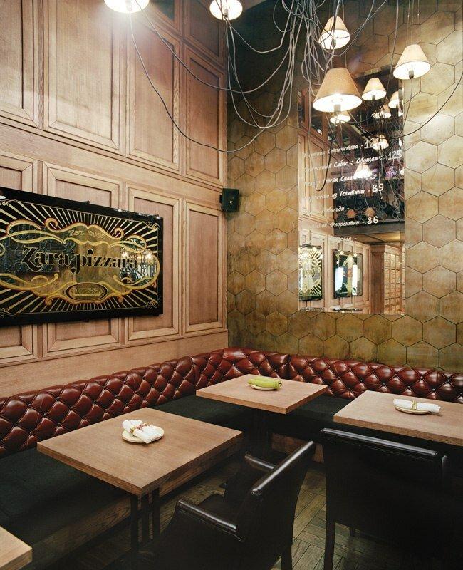 кафе — Zara Pizzara — Одесса, фото №10