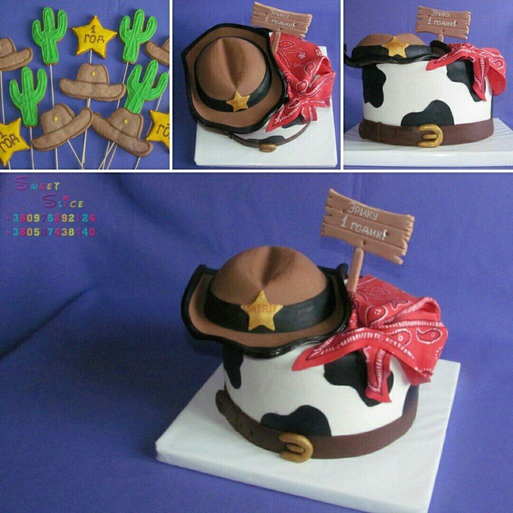 торти на замовлення — Торти на замовлення в Запоріжжі Sweet Slice — Запоріжжя, фото №2