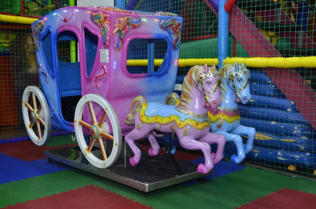 детские игровые залы и площадки — Детская игровая комната ТЦ Щелково — Москва, фото №5