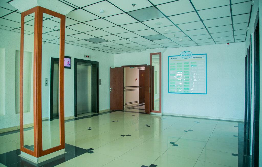 бізнес-центр — Бизнес-центр Алма-ата — Нур-Султан (Астана), фото №8