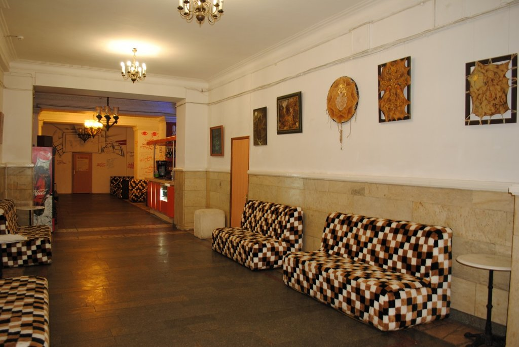 кінотеатр — Кінопанорама — Київ, фото №2