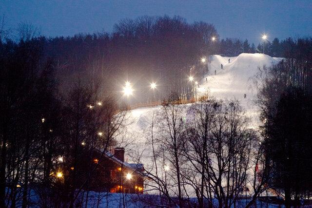 горнолыжный комплекс — Горнолыжный клуб Гая Северина — undefined, фото №8