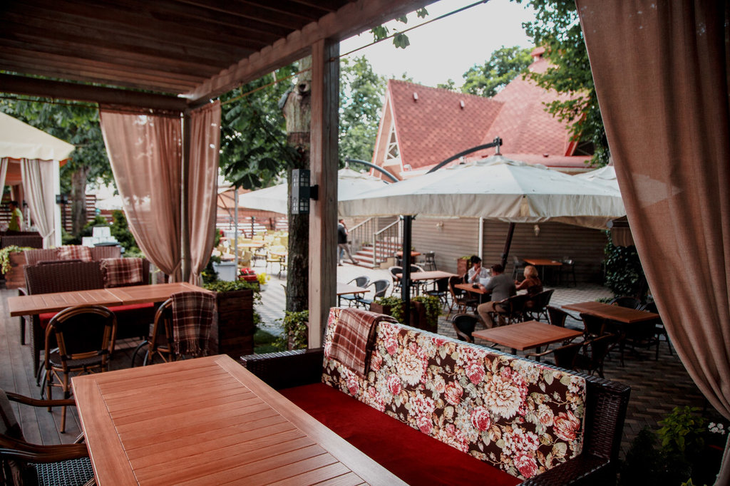 ресторан — Сквер — Одесса, фото №6