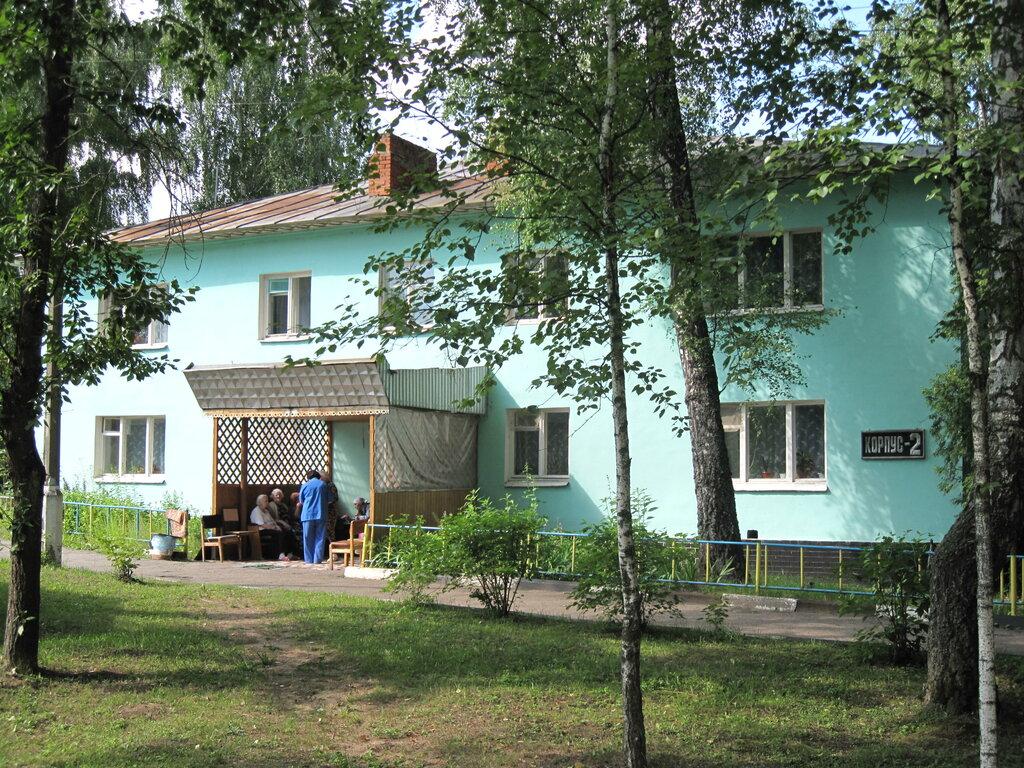 Дома престарелых в г таруса фото