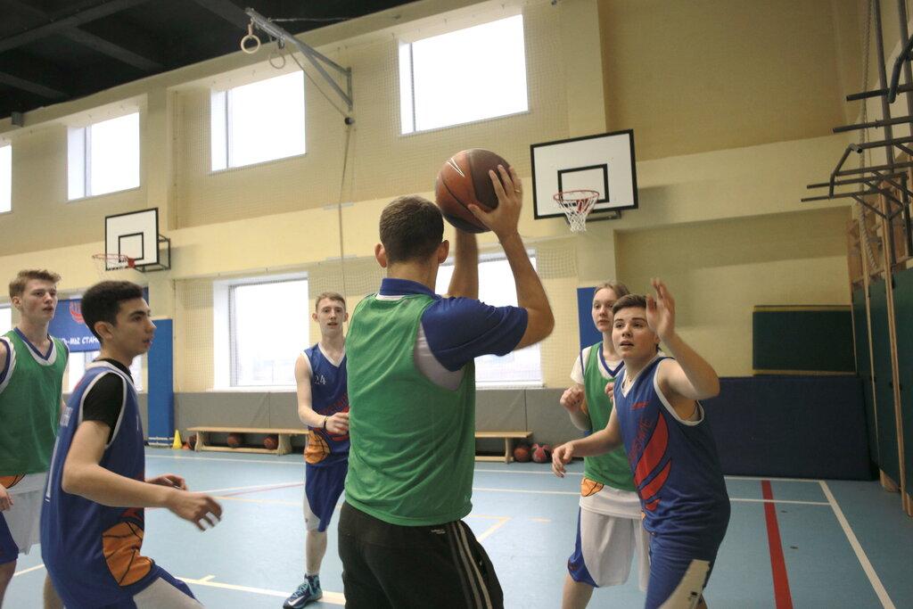 баскетбольный клуб москва для подростков