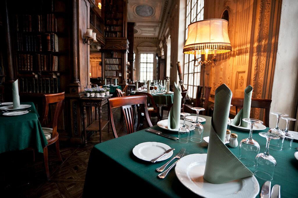 ресторан — Кафе Пушкинъ — Москва, фото №6