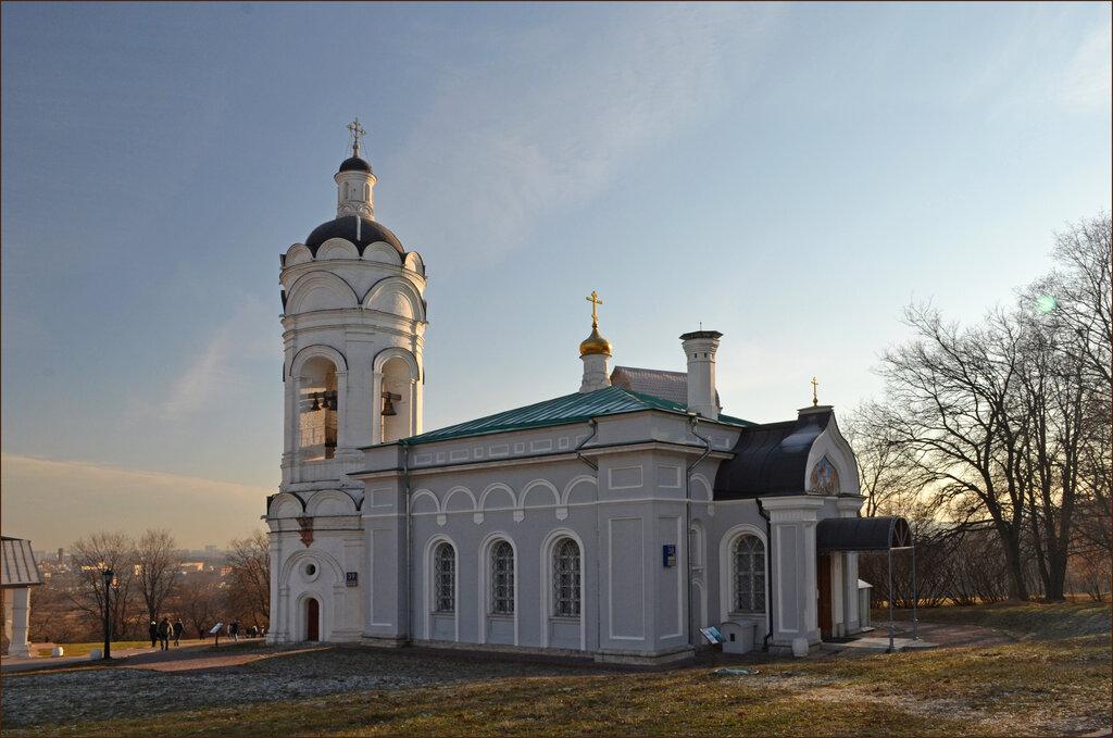 лесопарк, заповедник — Музей-заповедник Коломенское — Москва, фото №9