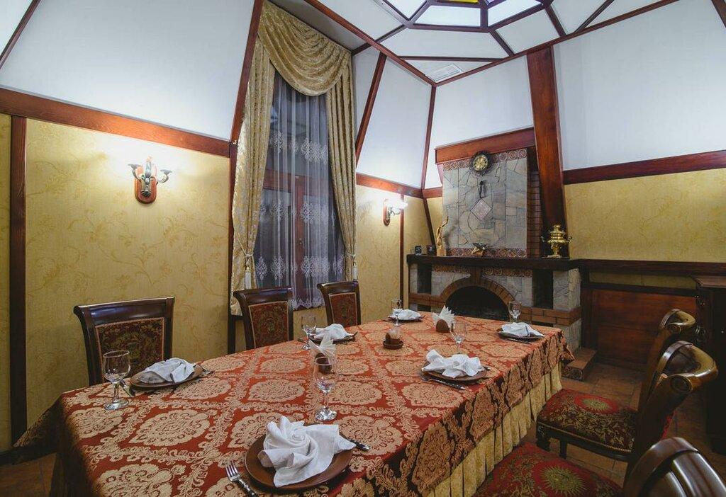 restaurant — Restoran Uchan-Su — посёлок городского типа Виноградное, фото №1