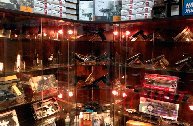 оружие и средства самозащиты — Интернет-магазин Shotgun — Москва, фото №1