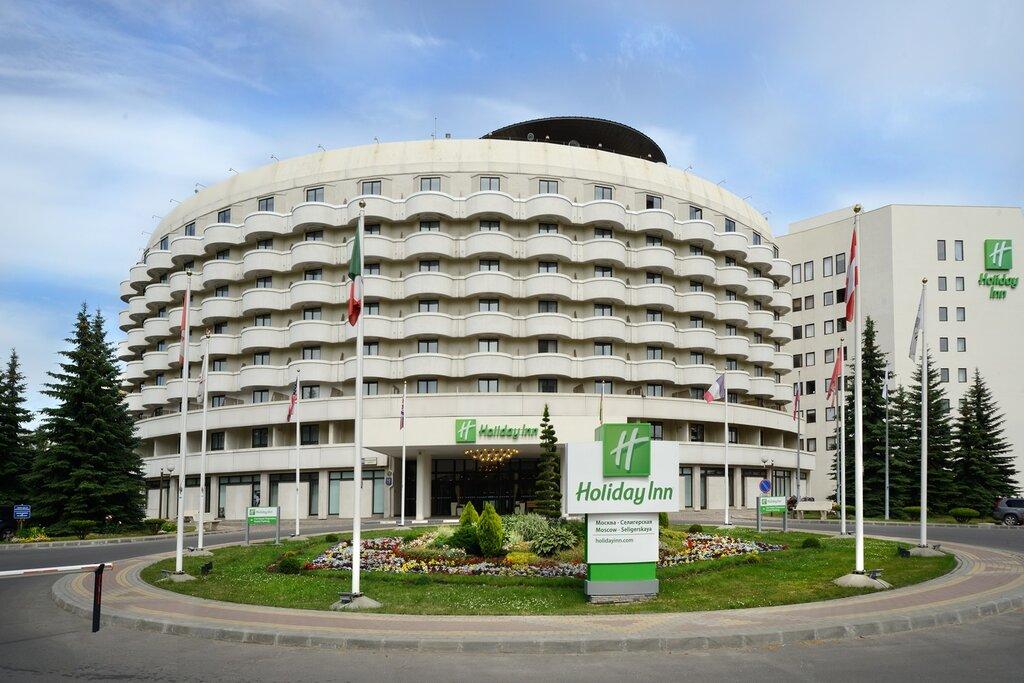 гостиница — Holiday Inn Moscow - Seligerskaya — Москва, фото №1