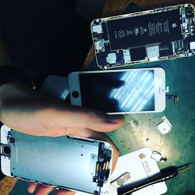 ремонт айфон в москве на карте
