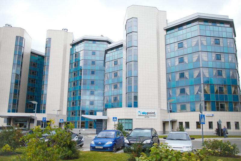 SkyPoint Hotel Дельта