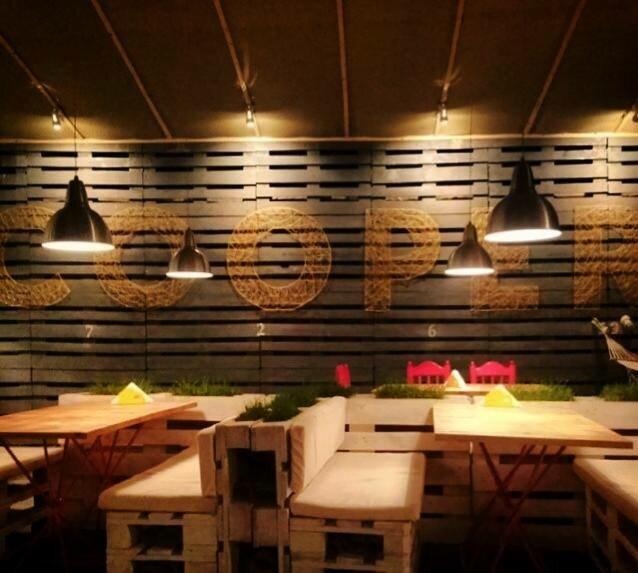 ресторан — Cooper Burgers — Одесса, фото №1