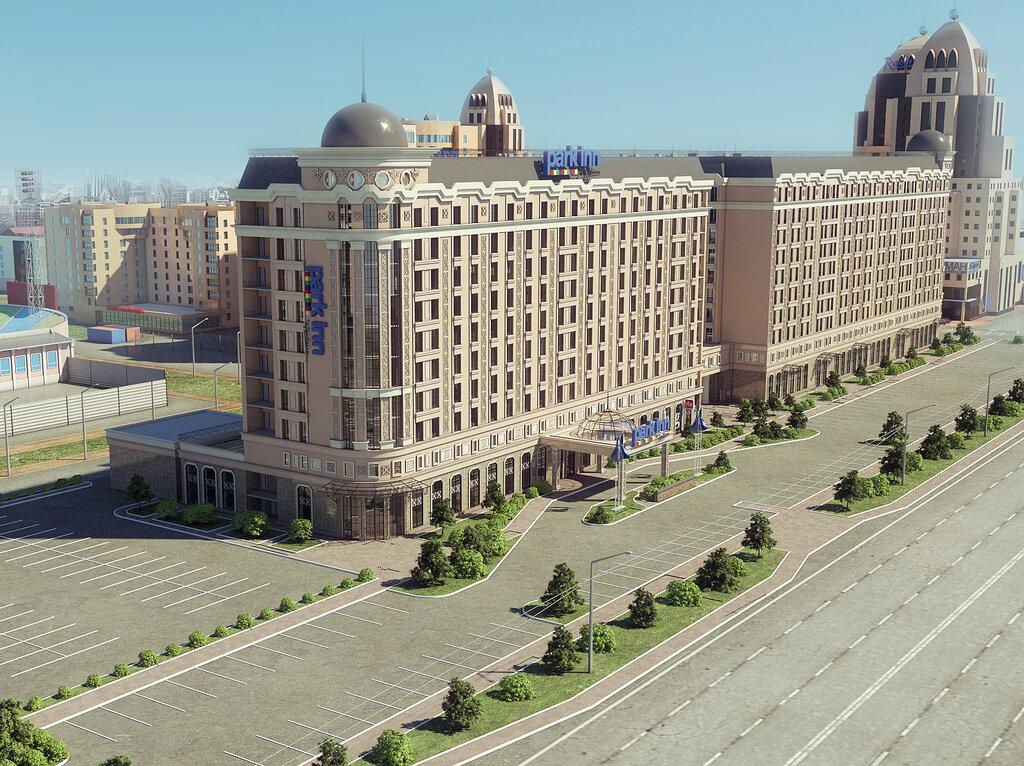 гостиница — Park Inn Astana — Нур-Султан, фото №2