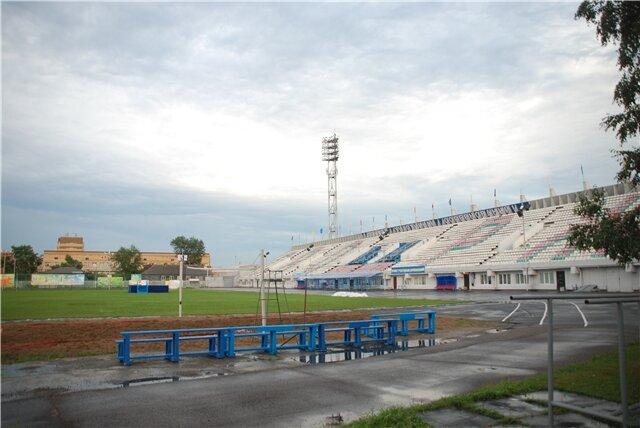 спортивный комплекс — Локомотив — Челябинск, фото №1