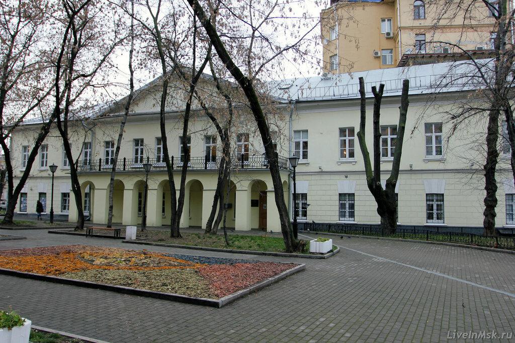библиотека — Дом Н.В. Гоголя — Москва, фото №3