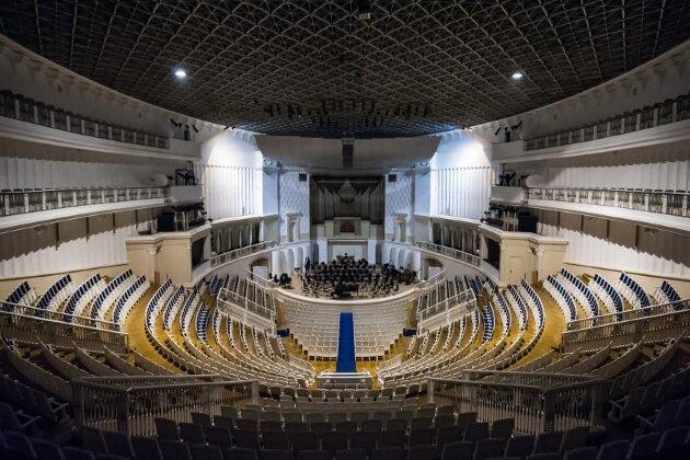 концертный зал — Концертный зал имени П.И. Чайковского — Москва, фото №1