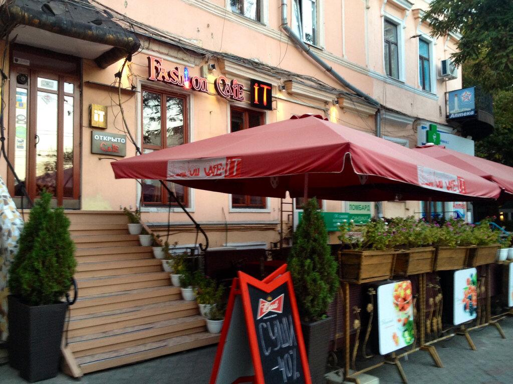 кафе — Fashion cafe IT — Одесса, фото №2