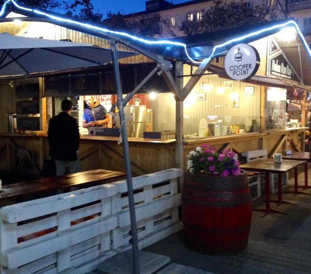 ресторан — Cooper Burgers — Одесса, фото №2